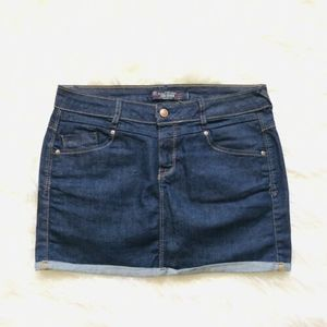 Zara Skirts - Zara TRF Core Denim Size 6 Jeans Skirt EP3-861